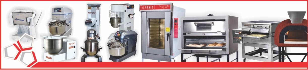 maquinaria para panaderia