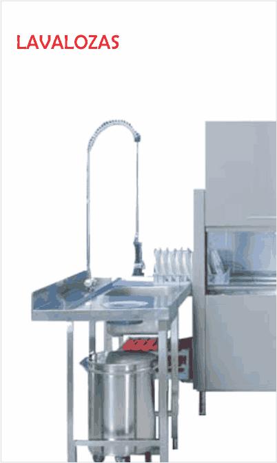 ver maquinas lava loza