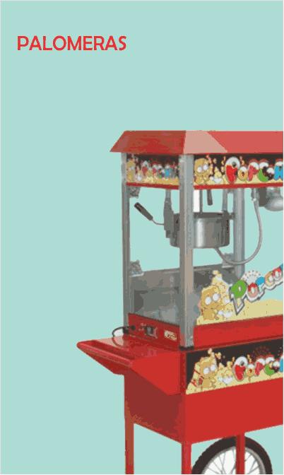 ver maquinas palomeras